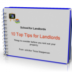 10 top tips for landlords